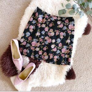 ⚡️SALE⚡️Betsey Johnson Floral Skirt